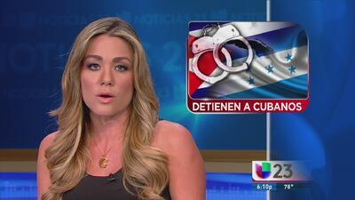 Cubanos en bote encallado en Gran Caimán deberán marcharse dicen autorid...