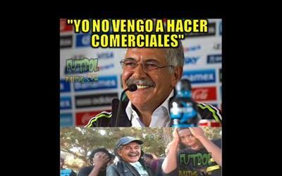 Tras la presentación de Ricardo Ferretti al frente de la Selección Mexic...