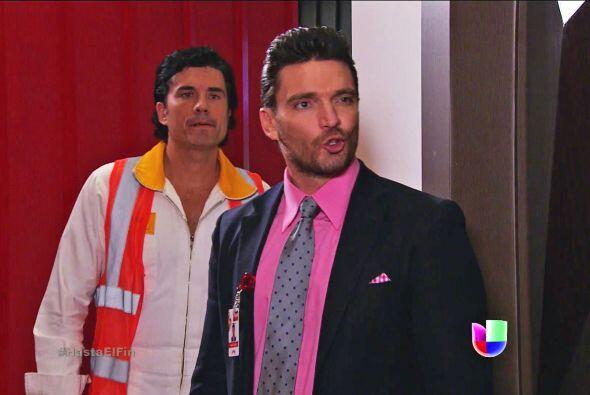 Cuídate muy bien Patricio, porque Armando y Salvador están seguros que t...
