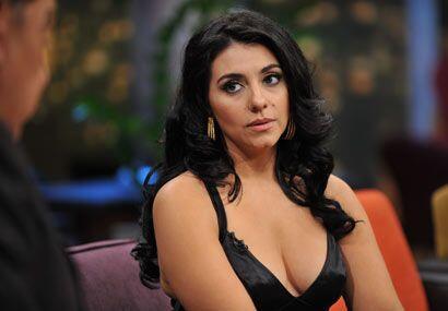 Graciela tuvo una charla muy sincera con Don Francisco.
