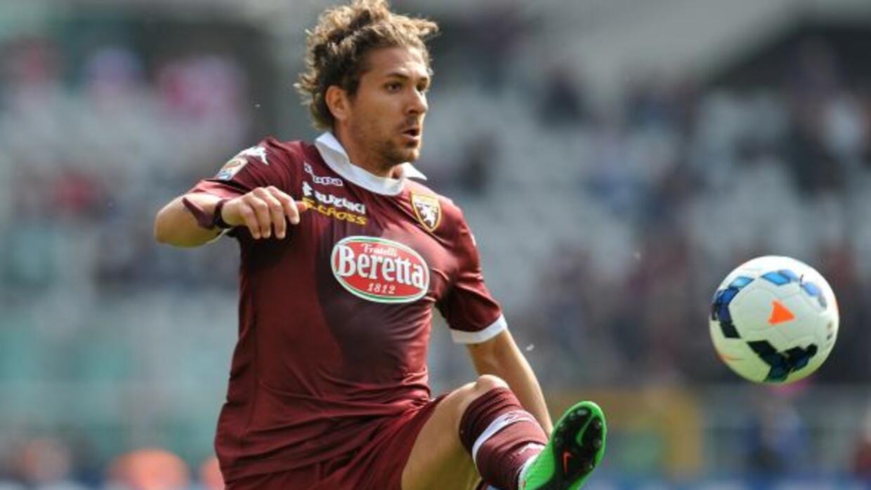 Cerci llega al cuadro 'colchonero' luego de jugar con el Torino.
