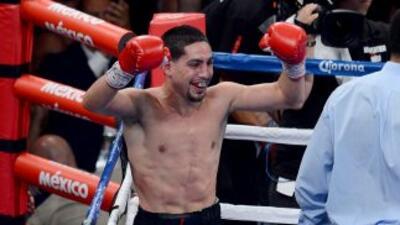 Danny García el boxeador del mes por parte de la OMB.