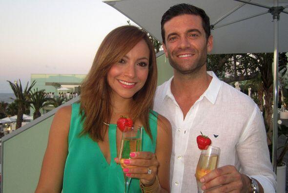 Satcha Pretto se comprometió con su novio, con el que lleva seis años.Su...