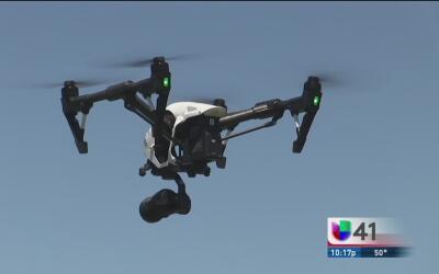 Alerta de drones: los diversos usos de estos dispositivos