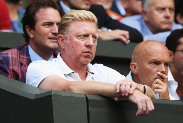 Boris Becker  Mira aquí los videos más chismosos.