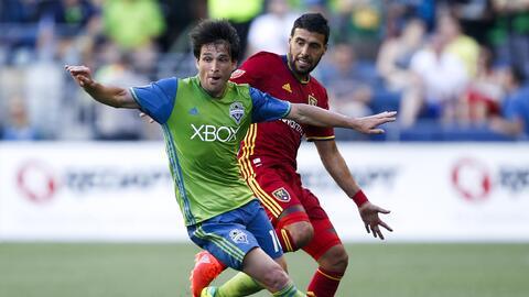 Nicolás Lodeiro brilló con los Sounders y toda Seattle habla de él.