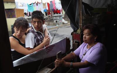 En Ciudad de México, casi la mitad de la población ha tenido problemas p...
