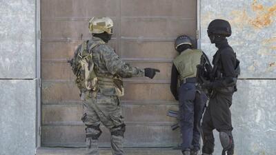 Autoridades federales y estatales realizaron un operativo para clausurar...