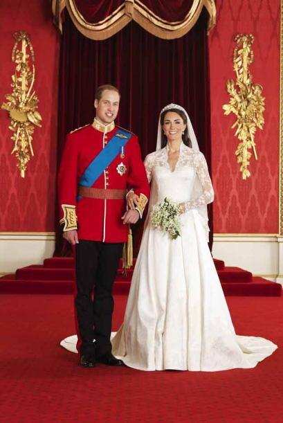 El heredero al trono y su esposa, Catherine Middleton innovaron en mucha...