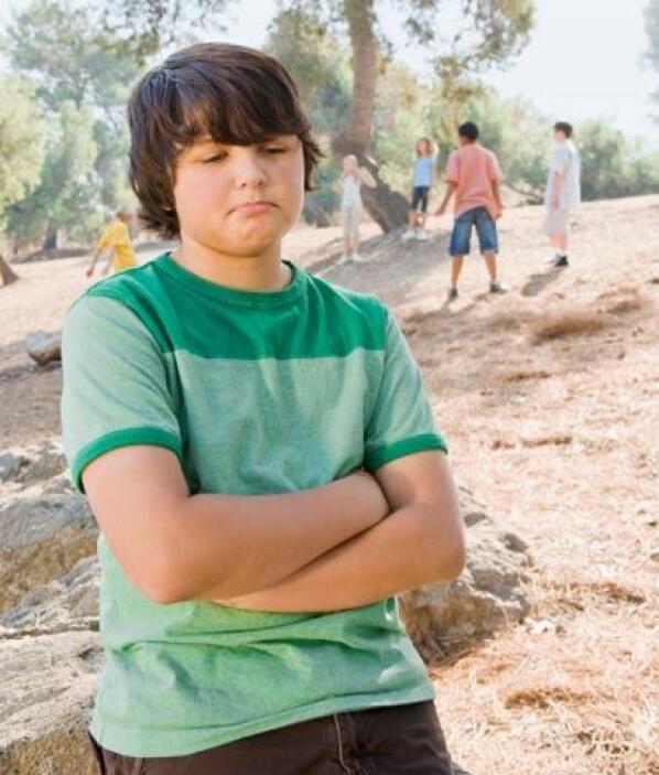 En febrero de 2009, el hijo menor de Kathy Jones, Garrett, de 10 años, e...