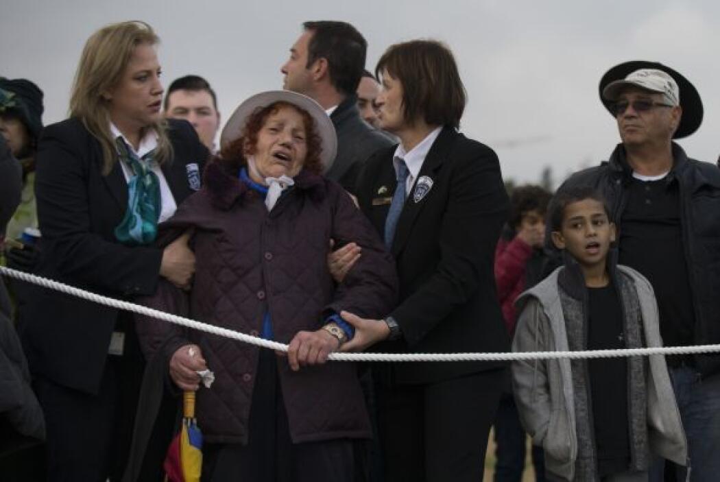 """Blair reconoció que """"sus primeras entrevistas con Sharon fueron difícile..."""