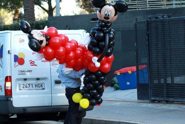 No pudieron conseguir al verdadero Mickey Mouse (Disney dijo que fueran...