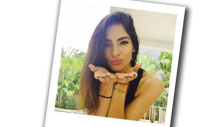 Selfie time con Alejandra Espinoza