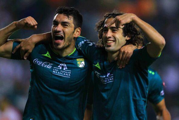 En el 2012 el León sorprendía con su fútbol vertica...