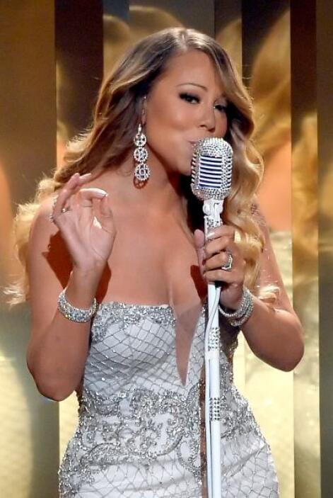 30. Mariah Carey La diva estadounidense comparte fotos de sus gemelitos...