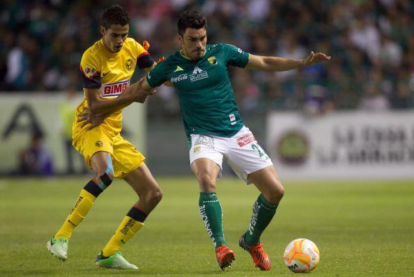 León mantuvo la base de mexicanos en el plantel aunque hizo movimientos...
