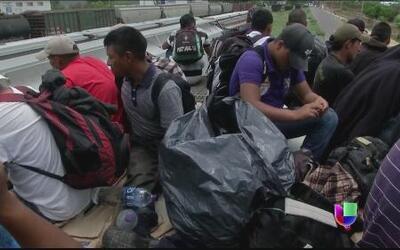 Los peligros del flujo migratorio por México