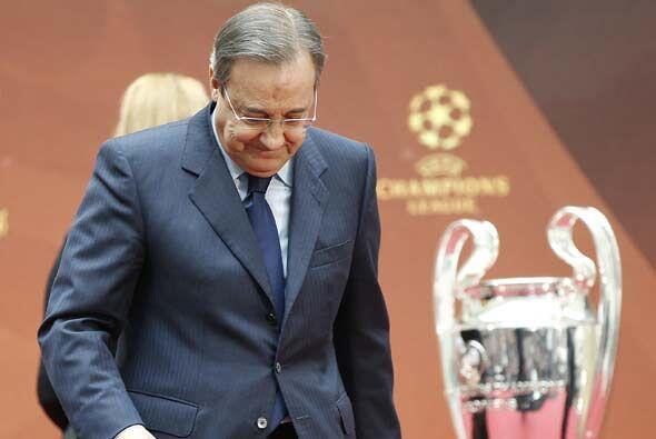 Sin rencor. Florentino le prometió al Barcelona que si llegan a la final...