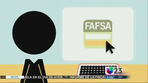 FAFSA podría ayudarte a lograr tus sueños de ir a la Universidad
