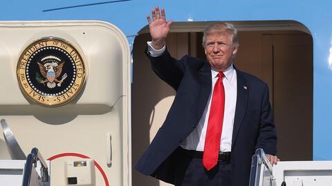 El primer mes de Trump: 306 votos, 23 órdenes ejecutivas, un veto migrat...