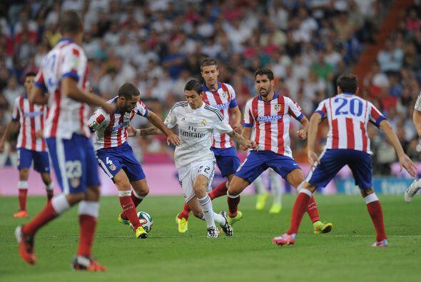 En cuestión de equipo, el Atlético de Madrid de Diego Simeone está acost...