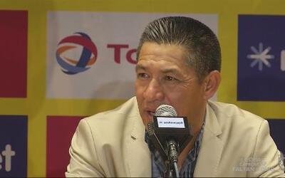 """Ignacio Ambriz: """"Era necesario ganar en casa"""""""