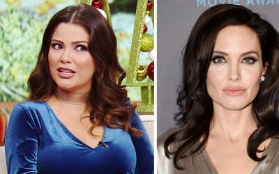 Increíble: Ana Patricia alguna vez tuvo los labios como los de Angelina...