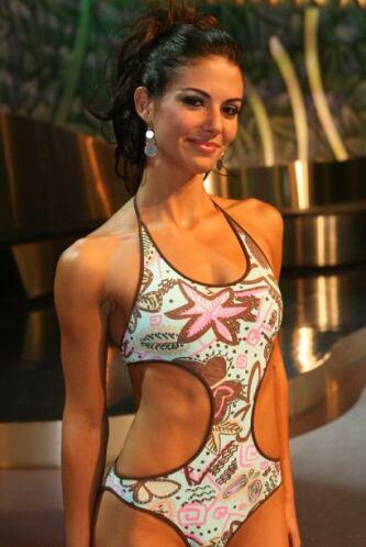 Giselle Saouda, quinta finalista 2007.