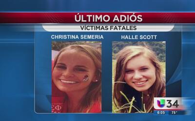 Emotivas despedidas para víctimas mortales de UGA