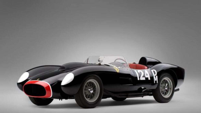 El 250 TR es uno de los autos más emblemáticos que la marca italiana ha...