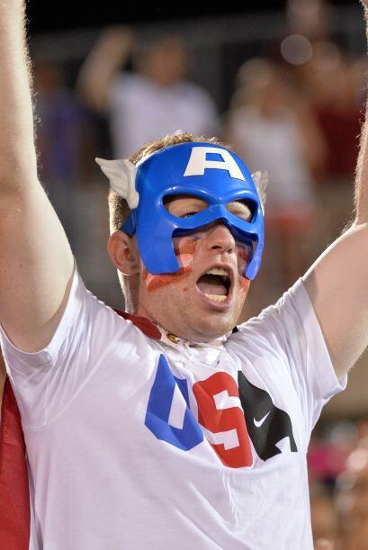 El Capitán América no es sólo Landon Donovan.