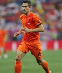 Robin van Persie es un referente de la selección holandesa.