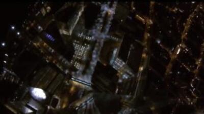 Cuatro hombres subieron a la Torre de la Libertad en Nueva York el pasad...