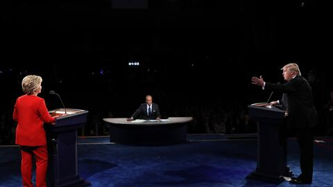 Full Length: Hillary Clinton and Donald Trump Face Off In First Presiden...