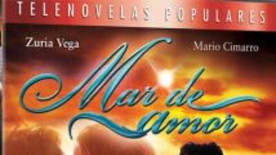 Zuria Vega y Mario Cimarro estelarizan esta sensacional telenovela