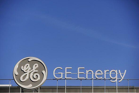 El conglomerado General Electric sigue al gigante de las hamburguesas, g...