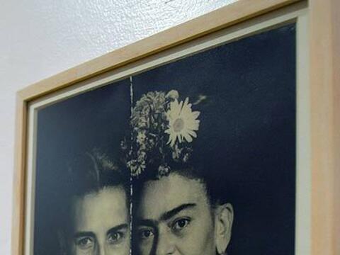 El Banco de México rinde homenaje a Frida Kahlo y Diego Rivera en el nue...