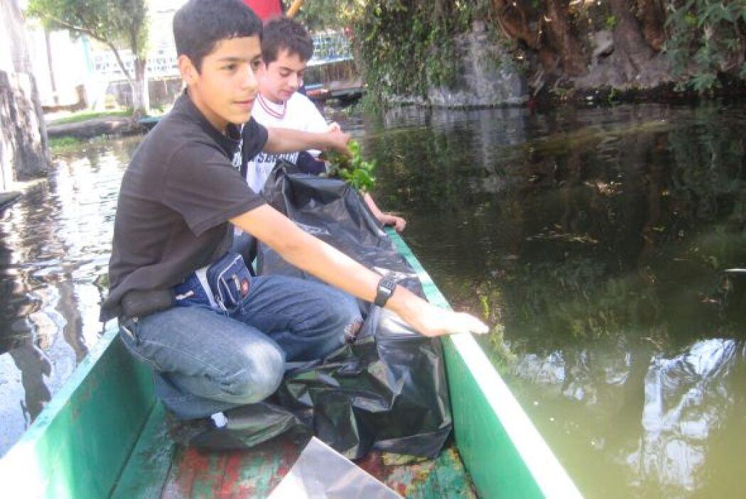 En junio de 2012 participaron en la feria Expociencias del Grupo Escolar...