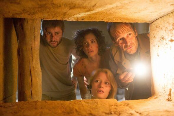 Un grupo de arqueólogos descubren una nueva pirámide en Eg...