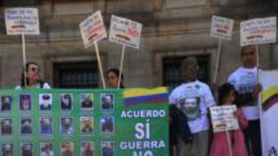 Este jueves iniciaría la liberación de cinco rehenes de las FARC.
