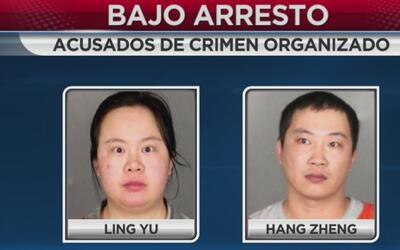 Acusan a dos hombres de traer mujeres chinas a Estados Unidos para prost...