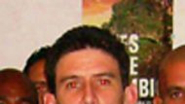 Foto de Silvio Benítez Márquez, quien fue elegido como  Presidente del PLRC