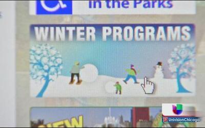 Comienza inscripción para actividades invernales en Chicago