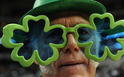 Dallas se vistió de verde para celebrar el Desfile del Día de San Patricio