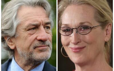 De Niro y Streep han actuado juntos en películas como 'The Deer H...