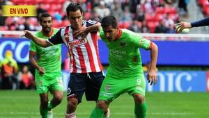 Mira en vivo el Chivas vs. Jaguares