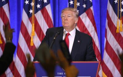 """Trump califica de """"error catastrófico"""" la política de acogida de refugia..."""