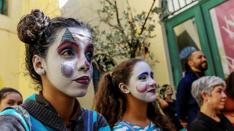 Circo Fest 2016 en Viejo San Juan