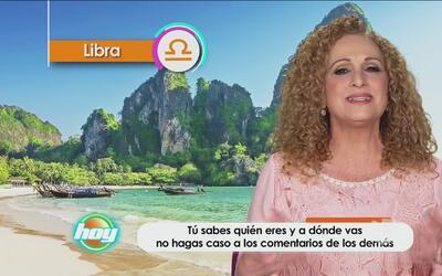 Mizada Libra 25 de agosto de 2016