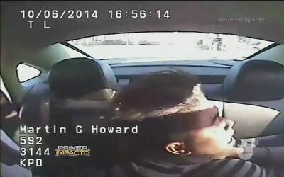 Mujer alega violencia innecesaria en su arresto